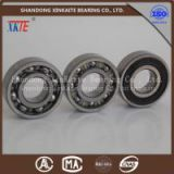 XKTE brand nylon retainer conveyor idler bearing 6204TN for mining machine from bearing manufacture