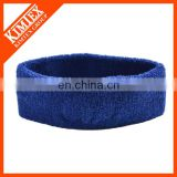 Sport custom design wholesale cotton headbands