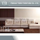 hot sale italy leather corner sofa for home furniture