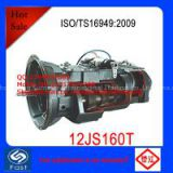 12JS160T Fast Gearbox Supplier For Hongyan Truck
