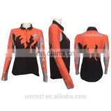 Normzl custom cheer jackets girls dance school jacket
