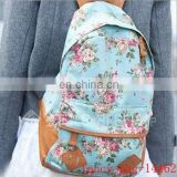Best price leisurable backpack bag for girl