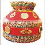 Decorated Kalash Lota RH-Kalash-207