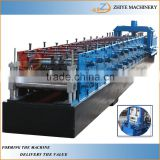 Limitless hydraulic C purlin Cold Rolling Forming Line/C Z Type Steel Frame Making Machine