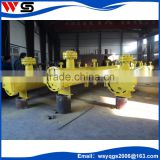 pipeline pigging oil and gas launcher receiver equipment