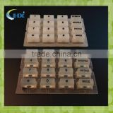 Custom Translucent silicone rubber keypad