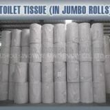 Toilet <b>Tissue</b> (in <b>Jumbo</b> <b>Roll</b>s)
