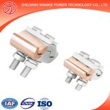 JBTL series shapped copper-aluminium clamp groove clamp