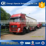 good performance Dongfeng 340hp or 370hp 8x4 40 cbm dry powder tank truck for hot sale