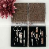 A0210 Eight Piece Deluxe Manicure Kits