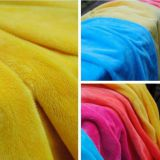 Wholesale Polyester Grey Minky Smooth Fabric For Baby Products