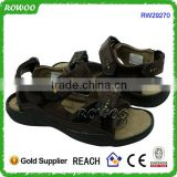 Adjustable men's beach sandals
