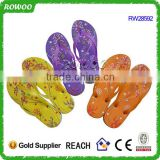 Cheap Rope Shape Promotional Beach Slipper