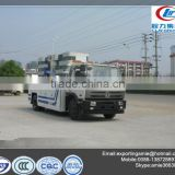 dongfeng 6 wheels wrecker towing truck for sale