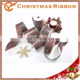 MIT Nice Quality Christmas Lace For Customize Bows
