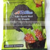 Korean Roasted Seaweed(Yaki Sushi Nori) 100 sheets / Seafood / Seaweed
