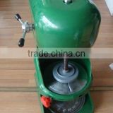 electric ice crusher / ice shaving machine