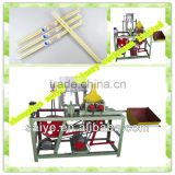 Wooden chopsticks inclined plane machine