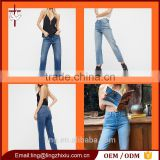 China wholesale cheap skinny jeans denim jeans pants