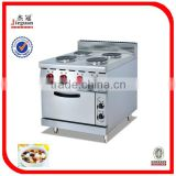 Commercial Electric 4 Hot-plate Cooker & Oven EH-887B 0086-13632272289