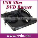 USB Slim <b>DVD</b> Burner <b>external</b> <b>dvd</b> <b>drive</b> TS-L633