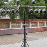4M crank stands for par cans in small mobile events or Mobile DJ events