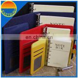 customized Pu leather Notebook