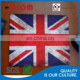 High quality hot sale promo rubber table mat sublimation printing pad mouse