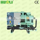 HUALI high quality open type screw water chiller,industrial water chiller