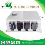 hydroponics light controller/EU,US,UK TYPE 24hours timer with multi-socket