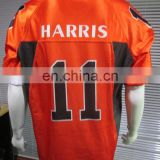custom made American football jersey/American soccer shirts