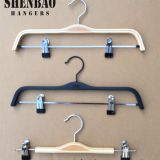 zoom Birchen Wood Clothing Hangers High Quality Factory Price