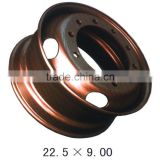 Good price tractor trailer wheel rims