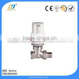 electric radiator valve types