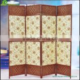 Room Divider Bamboo make Folding Screen soundproof room divider GVSD021