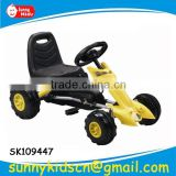 cute 4 wheel tricycle ride on car for children