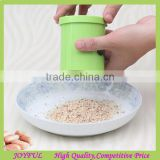Plastic manual spice peanut grinder mill