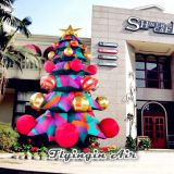 6m Height Christmas Inflatable Tree with Gift for Christmas Decoration