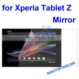 China Cheap Mirror Screen Guard for Sony Xperia Tablet Z Mirror Screen Film Protector