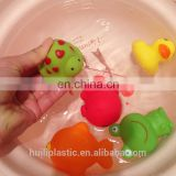 hot sale squirt baby bath toys, 3d vinyl octopus bath toys, vinyl small bath toys