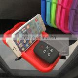 Eco-friendly Practical Business Gift Silicone Car Smart Phone Holder