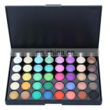 40 Colorful Eyeshadow Black Packing Eyshadow Palette Kate