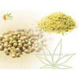 High quality organic shelled hemp seed