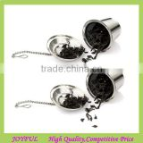 Stainless Steel Tea Infuser for Loose Leaf Tea Drinkers