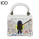 lady Pu shoulder mini bag messenger bag handbag envelope latch bag in guangzhou