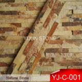 YIJUN/ YJ-C-001 Natural slate stone products cultured stone wall stone