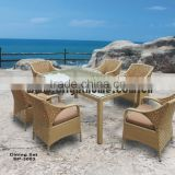 Garden Furniture of PE Rattan