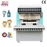 12 color automatic key chains tag making machine
