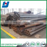 Steel Material Q195 Erw Welded Steel Pipes /structure Steel Rhs Tube /astm A53 Sch 40 Steel Pipe