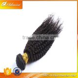 Wholesale Virgin Brazilian Jerry Curl Hair Weave Natural Black Human Hair Extension Jerry Curl